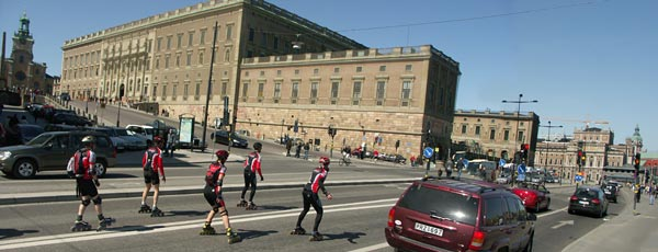 Stockholm Speedskaters, May 2009.