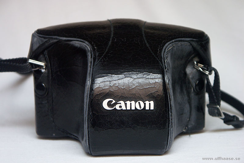 Canon AE-1 camera case